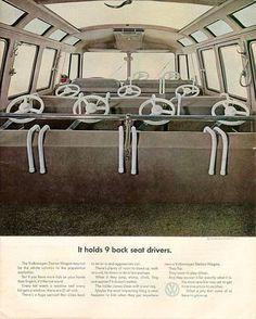 Volkswagen pubblicità