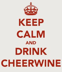ahh how i wish i could have some cheerwine right now...