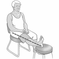 Gonartrosi (artrosi del ginocchio): 8 esercizi per stabilizzare Influenza, Total Body, Fitness Inspiration, Pilates, The Cure, Health Fitness, Exercise, Gym, Sports