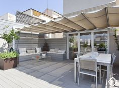 Stunning duplex penthouse apartment in an exclusive residential district of Barcelona