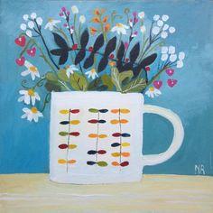 Orla Mug For Anna - Natalie Rymer