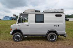 Mercedes Adventure Camper