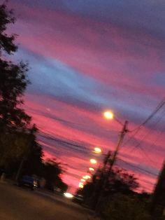 #pink #sky #wonderful