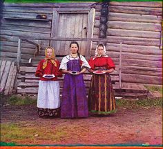 """vintage everyday: """"Russian Empire in Color"""" by Sergei Mikhailovich Prokudin-Gorskii"""
