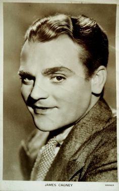 James Cagney (1899-1986)Pleeease watch one of his movies I promise you'll fall in love! try picking his early work