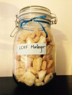 Dubbeldiagnosen: LCHF Maränger!