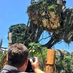 Jack is doing his picture taking thing today in #VisitPandora! Who is looking forward to some @jackcrousephoto love of all this? . . . . #WaltDisneyWorld #WDW #Orlando #Disney #Disneyworld #instadisney #disneygram #igers_orlando #igers_disney #themepark #themeparks #rollercoaster #rollercoasters #disneyside #ilovedisney #disneyblogger #waltdisney #disneyparks #igers_wdw #disneylove #florida #disneyfan #instatpr #avatar #love #instagood #followme #animalkingdom