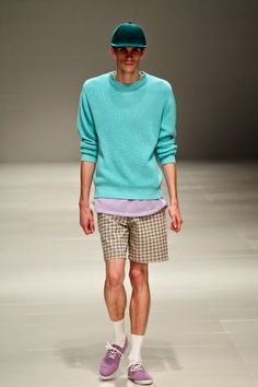 Mr. Gentleman Spring/Summer 2015 - Mercedes-Benz Fashion Week Tokyo