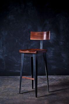 doc. bistro bar stool   Skylar Morgan Furniture + Design