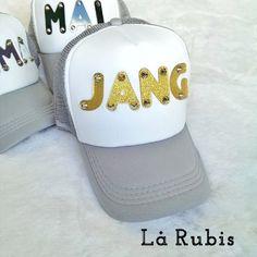 Personalrized cap
