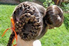 DIY Halloween Hair : Halloween Hairdos BOO