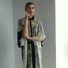 Behind the scenes SS15 collection shoot.