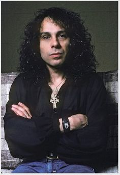 Ronnie James DIO.............
