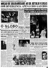 30 de Abril de 1951, Geral, página 1
