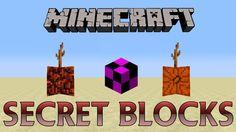 Minecraft - 10 Secret Blocks