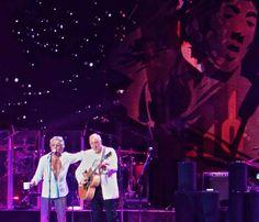The Who were amazing last night ...