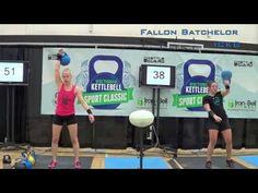 ICKB - Fallon Batchelor 14kg Biathlon