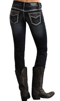 Love all my Rock and Roll Cowgirl jeans and tops!!!