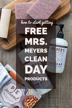 """Click """"Visit"""" to sign up for a free, skip-any-month, cancel-anytime Grove Collaborative subscription. Buy at least $20 worth of products to get $10 off and a free Mrs. Meyer's hand soap on your first order. Get your personal referral link and share the $10 off offer. Earn a $10 credit every time someone uses your link. Use your credit for free Mrs. Meyer's products or anything else they sell. (Ad)"""