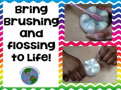 bring brushing and flossing to life