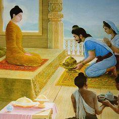 ธรรมบรรยายชุดจุนทสูตร โดยพระอาจารย์สมบัติ นันทิโก Buddha Painting, Art, Art Background, Kunst, Art Education