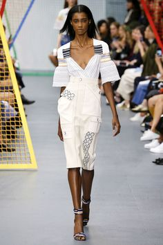 modern smocking? 2016ss peter-pilotto/collection