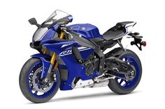 2017 Yamaha YZF-R1 Supersport Motorcycle - Model Home