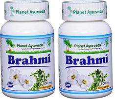 Planet Ayurveda Brahmi Veg Capsules 2 Bottles * You can find out more details at the link of the image. Ayurvedic Home Remedies, Ayurvedic Healing, Ayurvedic Medicine, Ayurveda, Ayurvedic Body Type, Blood Groups, Golden Milk, Healthy Lifestyle Changes