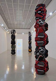 Brian Jungen | Kunstverein Hannover, 2007