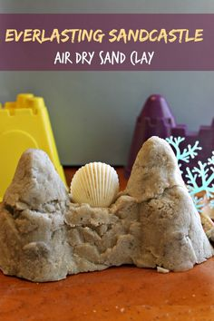 how to make air dry clay without cornstarch