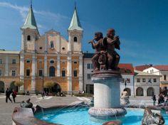Zilina,  Slovakia.. my hometown