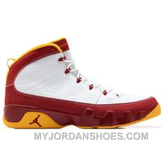 bfe7497a149f 302370-140 Jordan 9 Bentley Ellis White Dark Cayenne-University Gold A09008  RfdEp. Air Jordan Shoes