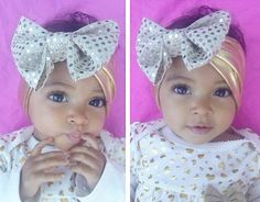 OMG SHE IS FLIPPING GORGEOUS!!! DEAR FATHER ABOVE CAN MY CHILDREN PLEASE LOOK LIKE THIS CUTIE PIE!!!