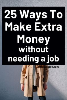 Are you trying to find new ways to make extra money on the side? The list of side hustles are going to help you get started now. #workathome #money #extramoney