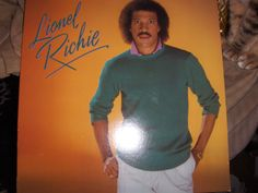 "TITLE:  ""Lionel Richie"" ARTIST:  Lionel Richie LABEL:  Motown YEAR:  1982 PRICE:  $2.00 + $3.99 Media Mail shipping in the USA SONGS:  1. Serves You right  2. Wandering Stranger  3. Tell Me  4. My Love  5. Round and Round  6. Truly  7. You Are  8. You Mean More To Me  9. Just Put Some Love In Your Heart This listing is for the self-titled album by Lionel Richie on the Motown label from about 1982.  The cover and album are both spotless.  The special inner sleeve is also present and intact."
