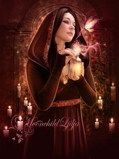 Magic Spell by moonchild-ljilja.deviantart.com on @deviantART