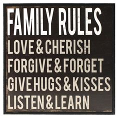 """Typographic wall art framed in black. Size: 10"""" x 10"""" x 1.5""""D.   Reg $18.99; Now $12.95.  Product: Wall artConstruction Material: WoodColor: Black frame..."""