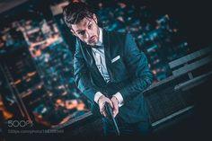 Agent Nikolai by DirkDelhaes