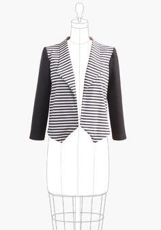 Digital Morris Blazer Sewing Pattern | Shop | Oliver + S