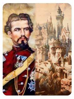 Morticia Addams, Neuschwanstein Castle, Ludwig, Bavaria Germany, King Queen, Emperor, Naples, Sissi, City