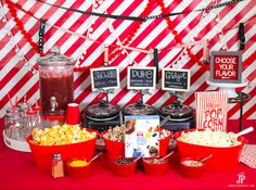 """[AD] DIY Popcorn Bar: To celebrate that The Secret Life of Pets is now on Blu-ray and DVD, we created a DIY popcorn bar with flavors inspired by the movie's characters. Get the recipe to create THREE The Secret Life of Pets inspired popcorn mixes for your next movie night AND see how to set up a DIY Popcorn Bar #TheSecretLifeofPets #PetsPack http://jenniferppriest.com/the-secret-life-of-pets-movie-night-with-diy-popcorn-bar"""""""