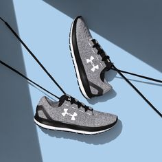 Under Armour Speedform Slingride. Feel for the street. With comfort-enhancing knit upper and responsive cushioning, this running shoes give you unprecedented fit & feel.