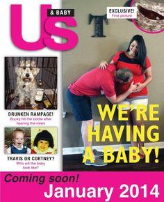 Our Pregnancy announcement ;)