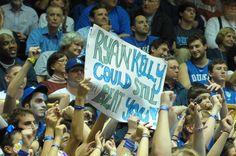 Duke vs. UNC (Feb 13, 2013)    Duke Basketball Photography