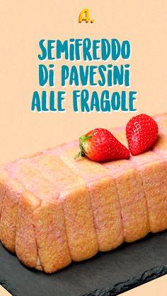 Ricotta, Torte Cake, Good Food, Yummy Food, Always Hungry, Big Meals, Summer Desserts, Italian Recipes, Cupcake Cakes