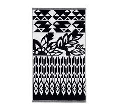 kas-russo-hand-towel-black Hand Towels, Rugs, Black, Home Decor, Farmhouse Rugs, Decoration Home, Black People, Room Decor, Towels