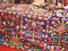 Jina's World Of Quilting: Fall Quilt Market Houston 2011 Day 5