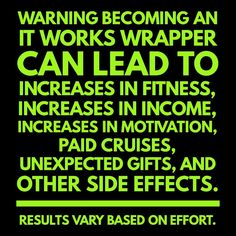 Looking for 1️⃣0️⃣ trial It Works distributors who will give me 90 days  to help change your life! $500 bonus, unlimited $100 bonus, $120 in  product, a chance for a FREE Norwegian CRUISE and so much more! Super low startup and $$ can be made back immediately! Text  for me info! 832.315.0889. Hurry before all spots have been claimed!