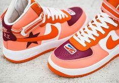 "RICCARDO TISCI ""리카르도티시"" x NIKE Air Force 1 High ""나이키 에어포스1 하이"" 글로벌출시,지방시 :: 9NEES x SNEAKERS Air Force 1 High, Nike Air Force, Nike Snkrs, Hello Kitty, Sneakers Nike, Favors, Shoes, Nails, Fashion"
