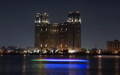 Nile City Towers, Cairo by Dany Eid on 500px